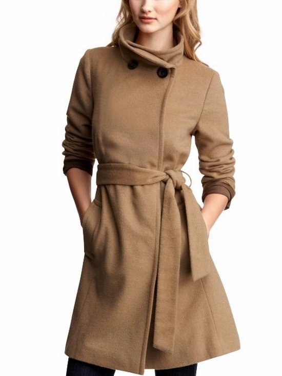 Brown Winter Coat - Tradingbasis