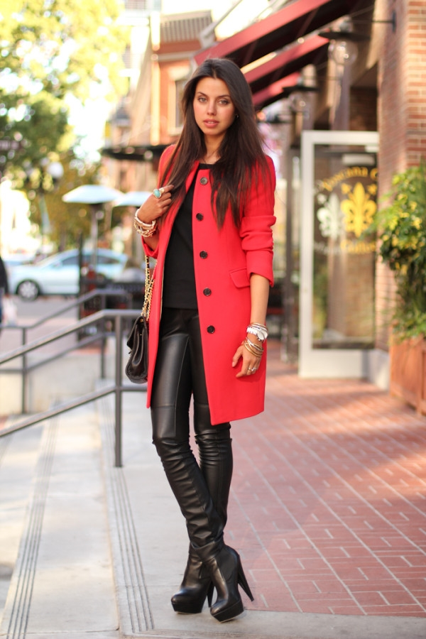 (10) How to combine leather pants for any occasion-fashioncornernet