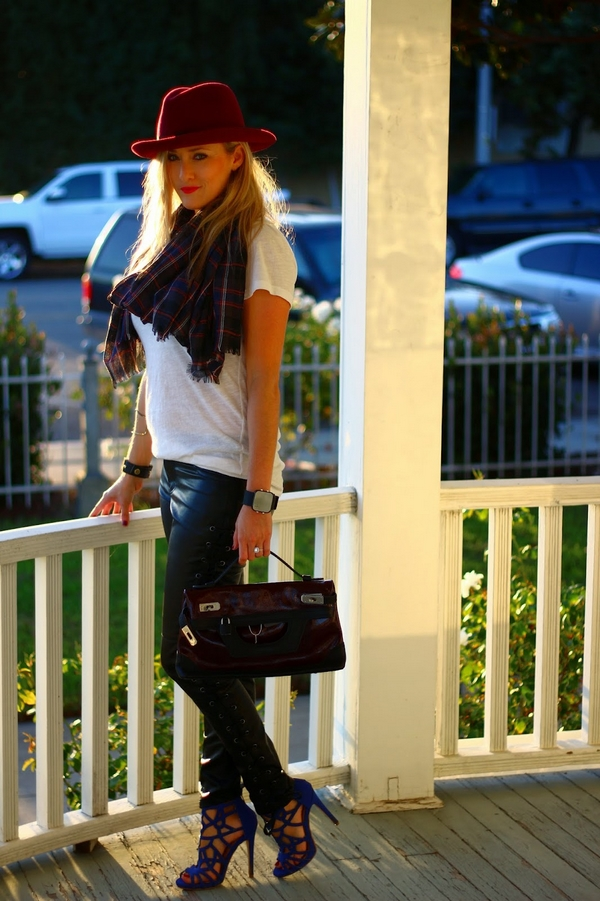 (17) How to combine leather pants for any occasion-fashioncornernet