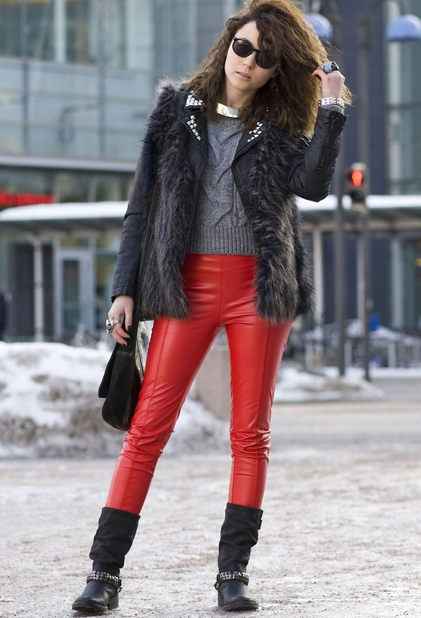 (18) How to combine leather pants for any occasion-fashioncornernet