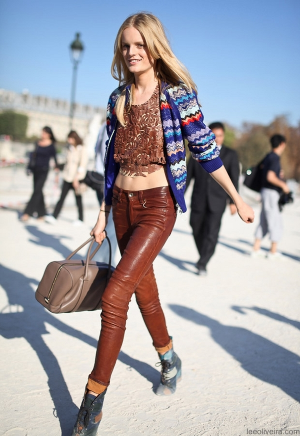 (20) How to combine leather pants for any occasion-fashioncornernet