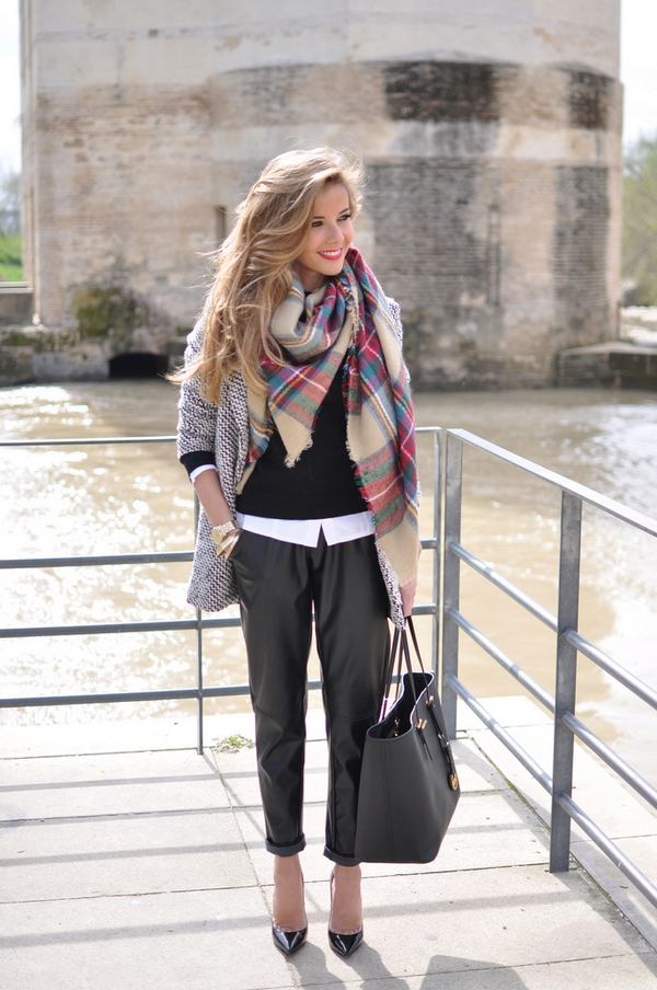 (26) How to combine leather pants for any occasion-fashioncornernet