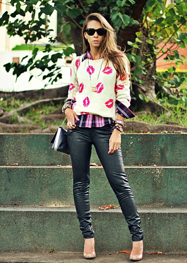(27) How to combine leather pants for any occasion-fashioncornernet