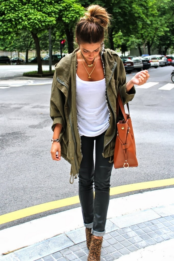 (33) How to combine leather pants for any occasion-fashioncornernet