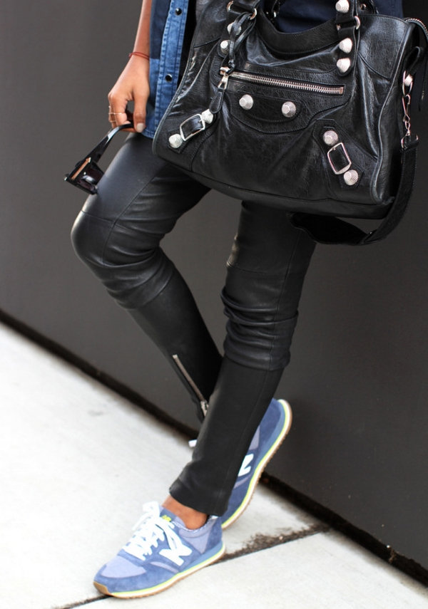 (34) How to combine leather pants for any occasion-fashioncornernet