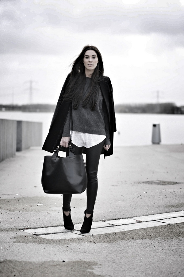 (42) How to combine leather pants for any occasion-fashioncornernet