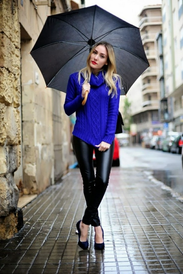 (46) How to combine leather pants for any occasion-fashioncornernet