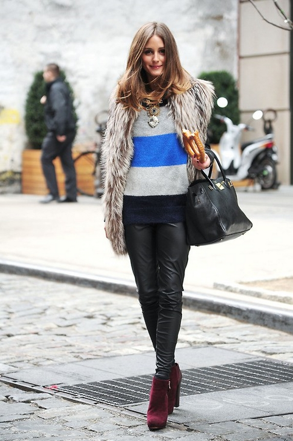 (48) How to combine leather pants for any occasion-fashioncornernet