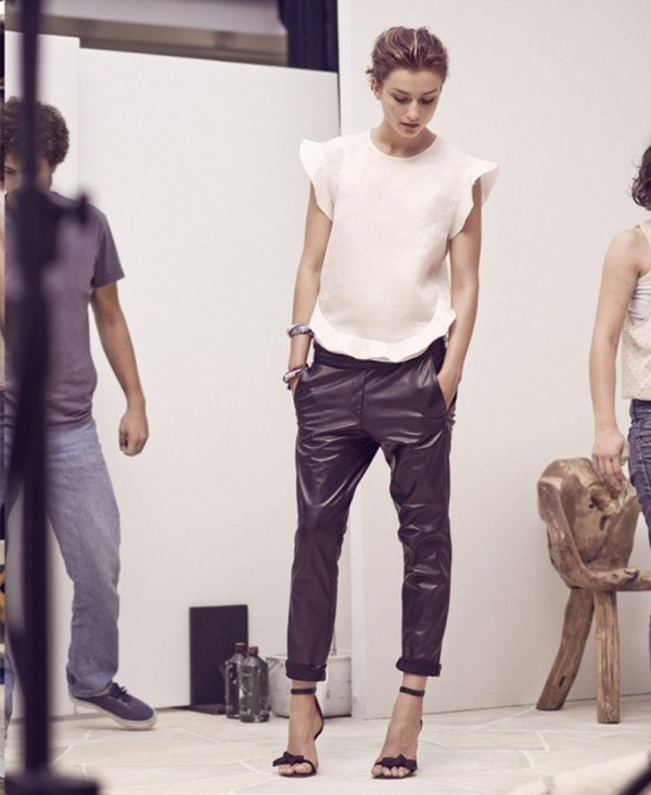 (49) How to combine leather pants for any occasion-fashioncornernet