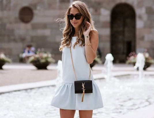 white dress summer fashion must have fashion corner. Black Bedroom Furniture Sets. Home Design Ideas
