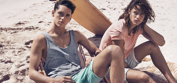 Summer starts now with H&M