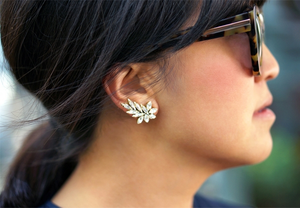 how to make your own ear cuff