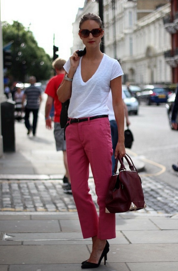 30 stylish summer outfit combinations to wear at work ...