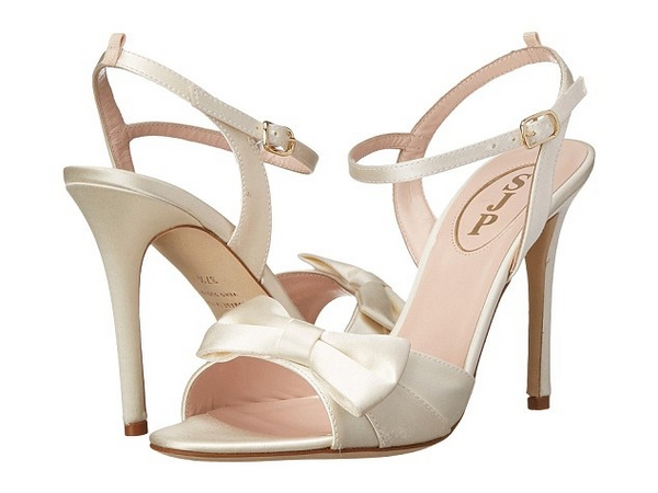 SJP bridal shoes line