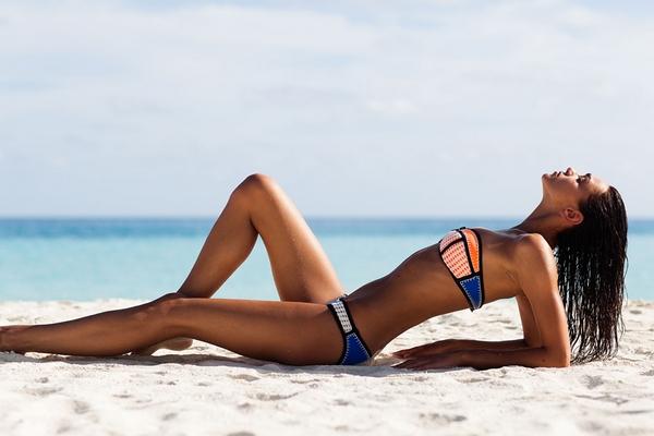 Great swimwear models