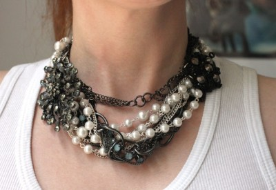 Great necklaces tutorials