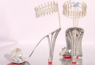 expensive shoes for Beyoncé