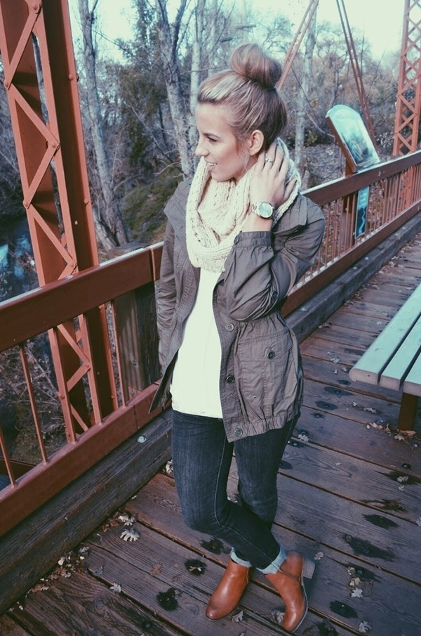 Casual Autumn Combinations That Will Inspire You Fashion