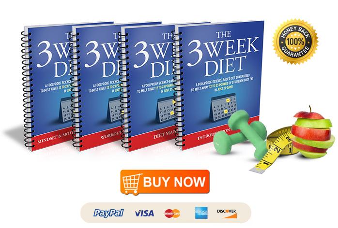 3 week diet
