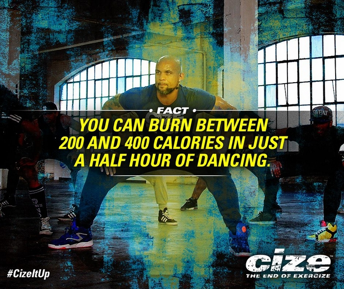 Cize - a fitness revolution
