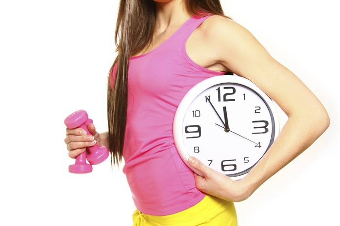 The Benefits of the 7-Minute Workout for Moms