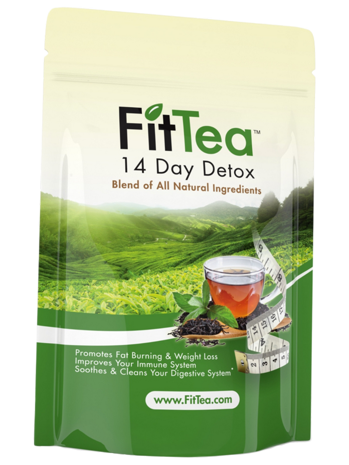 Fit Tea The Best Detox And Weight Loss Product Fashion