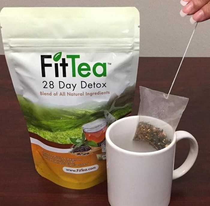 Fit Tea: The Best Detox and Weight-Loss Product – Fashion