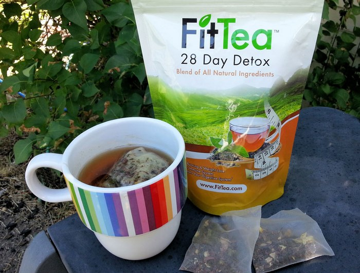 Fit Tea Review: The Best Detox and Weight-Loss Product