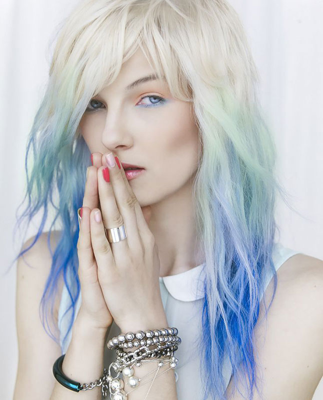 35 Pastel Hairstyle Ideas You Will Love