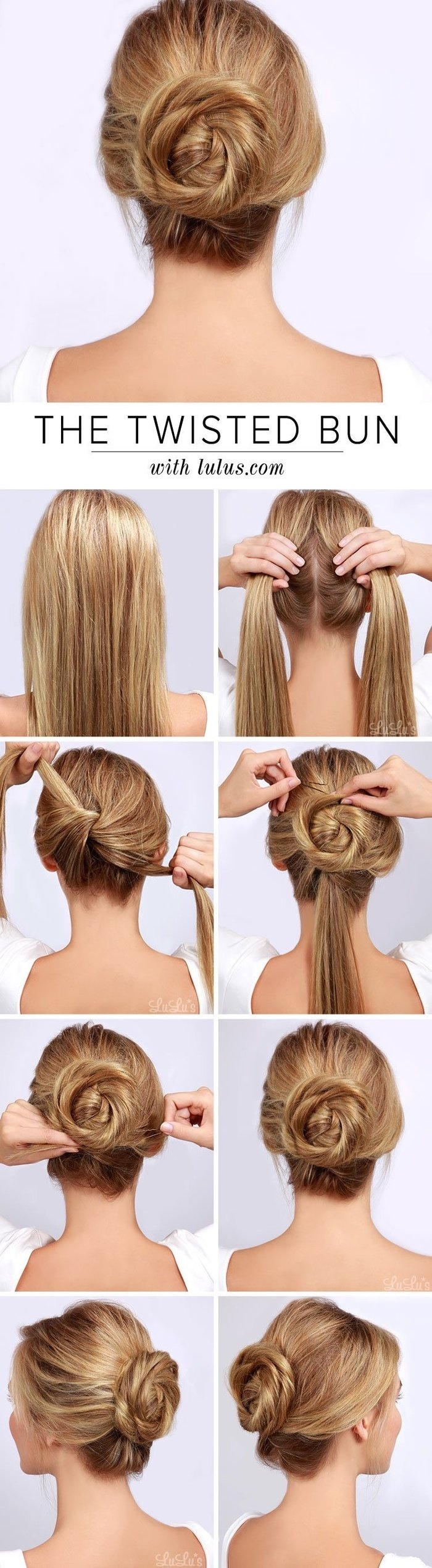 7 Easy Hair Tutorials You Can Totally DIY
