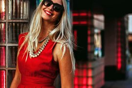 What Kind of Jewelry you Should Wear with a Red Dress