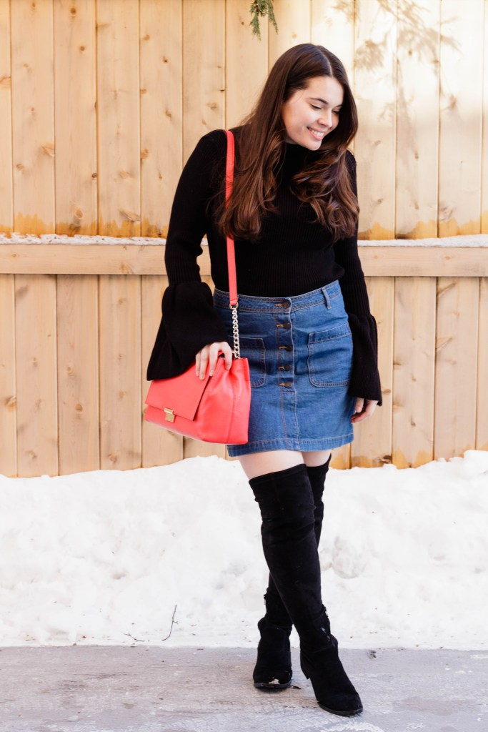 3-31 Cute Outfit Ideas for Every Day in March to Welcome Springtime-fashion-corner-mysweetgenevive