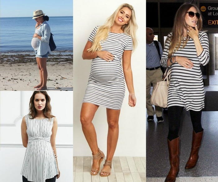 Top 10 fashion trends for pregnant women in 2017