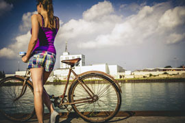 Top 10 Tips for Cycling and Staying Fit