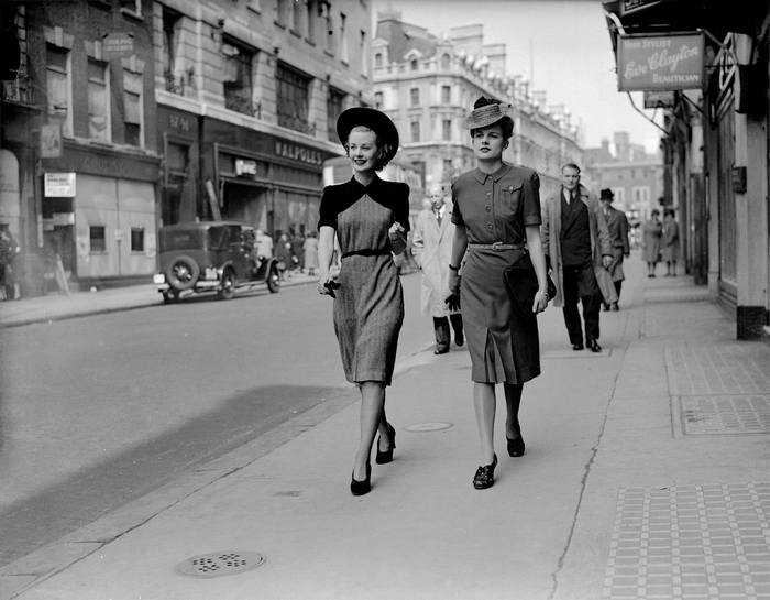 Crucial Style Moments in History (1900-1950)